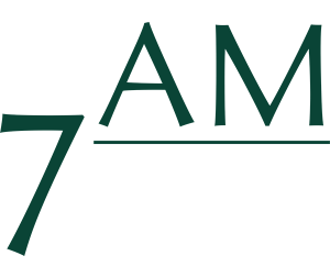 7 A.M.
